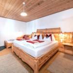 Bergchalet Schlafzimmer 5